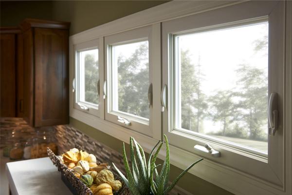 Simonton Awning windows