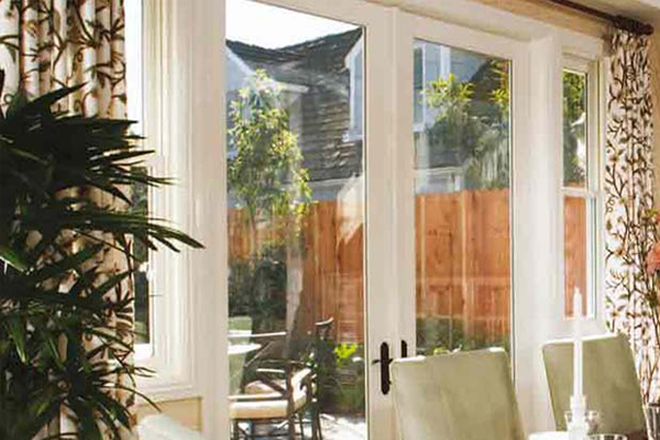 Win-dor French Patio Door Riverside