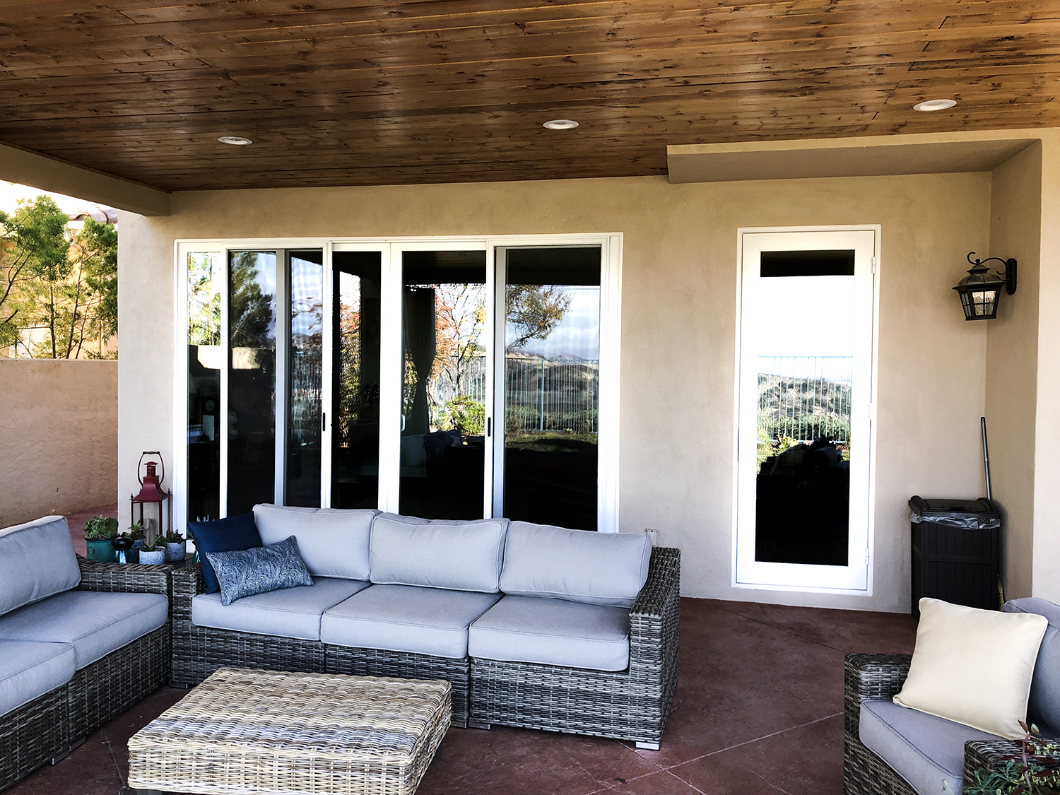 Bi Folding Doors Amp Windows Replacement Rancho Santa Margarita